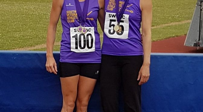 BAC Masters Shine at the SWVAC Track & Field Championships
