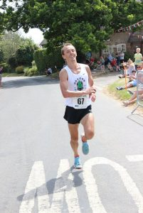 Jacek with comfortable lead in Lulworth Castle 10k