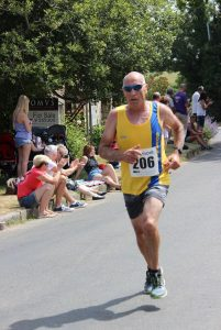 Simon Hunt in Lulworth Castle 10k