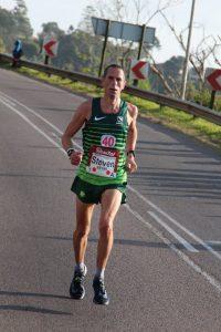 Steve Way in Comrades Marathon