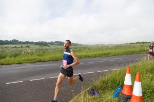 Steve Way leads Dorchester Marathon