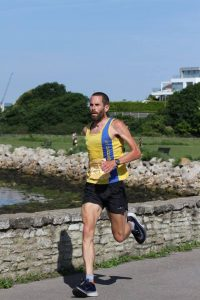 Steve Way in Poole 10k