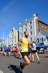 Steve Way leads in Poole 10k