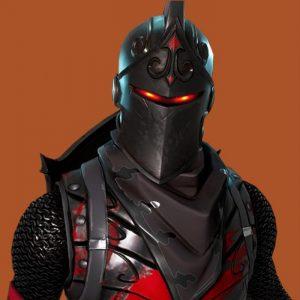 A black knight