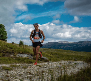 Jacek Cieluszecki in Scott Snowdonia Full Marathon