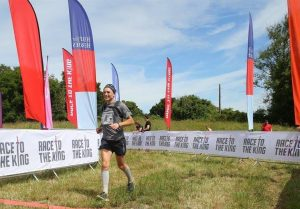 Mark Hillier is almost there in Race to the King