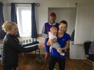 Georgia Wood wins 1st female in Round the Rock 10k