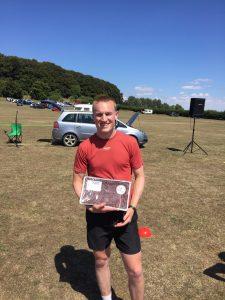Josh Cole claims 2nd place at Sturminster Newton Half Marathon