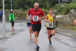 Louise Price in the Round the Rock 10k