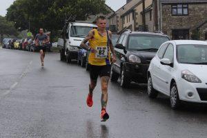 Sean Edwards in Round the Rock 10k