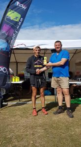 Jacek Cieluszecki wins Purbeck Marathon