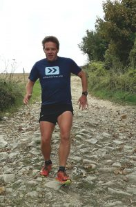 Rich Nelson was out supporting in the Purbeck Marathon