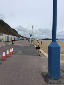 Dave Long in the BMF 10k