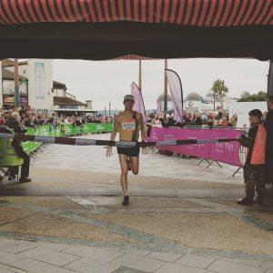 Dave Long wins Bournemouth Marathon Festival 10k