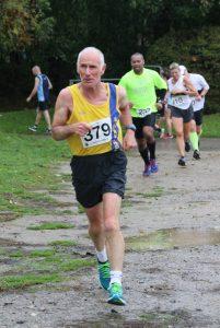 Ian Graham in Gold Hill 10k