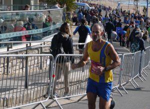 Rich Brawn in BMF Marathon