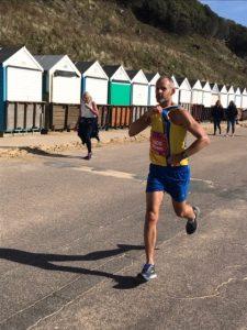 Rich Brawn pulls vest in BMF Marathon
