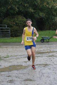 Steve Parsons in Gold Hill 10k