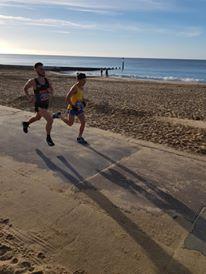 Tag in BMF Half Marathon