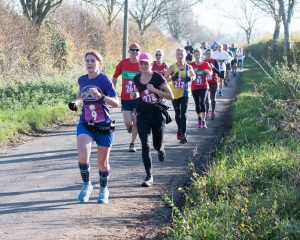Estelle Slatford in the Wimborne 10