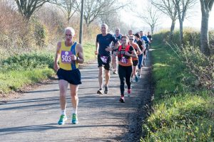 Ian Graham in the Wimborne 10