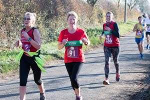 Louise Price in the Wimborne 10