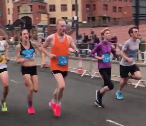 Roy Long rolling back the years in Leeds Abbey Dash 10k