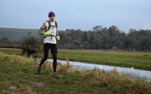Stu Nicholas in the Darkstar River Marathon