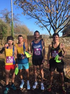 Top four at Wimborne 10