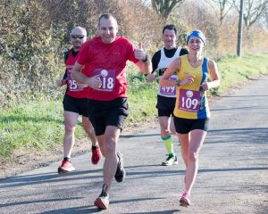 Tamzin Petersen in the Wimborne 10