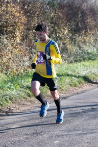 Tom Paskins in the Wimborne 10