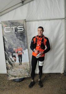 Ben Walliman completed the 47 mile CTS Dorset Ultra Plus