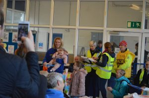 Emma Caplan was 1st lady at Boscombe 10k