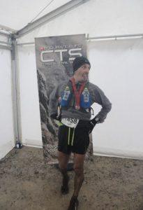 Jacek Cieluszecki won the CTS Dorset Ultra