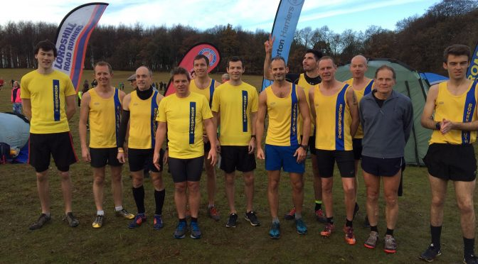 Cross Country: Wessex League Triumph and Hampshire League show still on the road