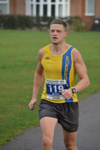 Paul Consani in the Boscombe 10k
