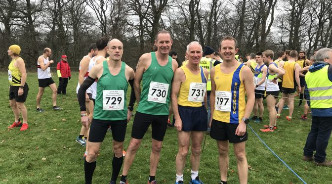 Cross Country – SW Regional Championships and Hampshire XC League