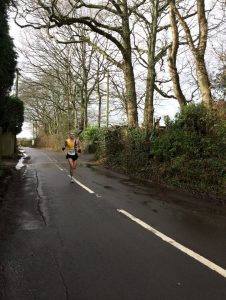 Craig Palmer in the lead in the Lytchett 10