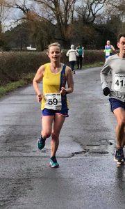 Gemma Bragg in the Lytchett 10