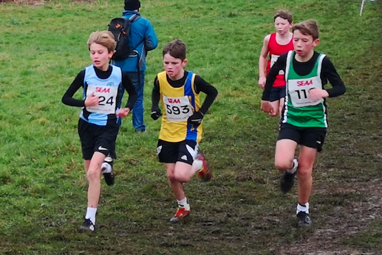 BAC starlets impress at Southern Cross Country Champs