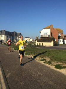Matt du Cros in the Bournemouth 10