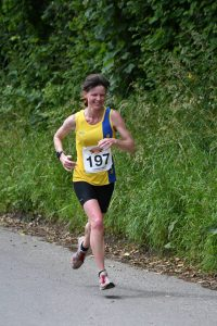 Nikki Sandell in the Wimborne 20
