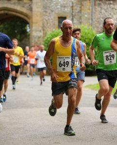 Simon Hunt takes on the Bath Half Marathon