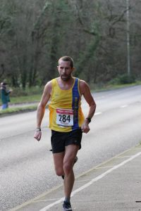 Steve Way in the Wimborne 20