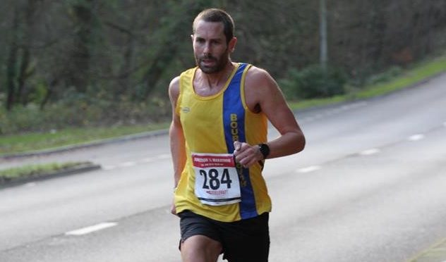 Steve Way takes on the Wimborne 20