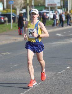 Dave Long in Eastleigh 10k