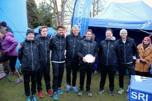 England Men's Team Winners in the Anglo Celtic Plate