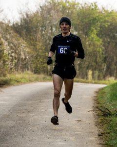 Jacek Cieluszecki powers to victory in the Dorset Ooser Marathon