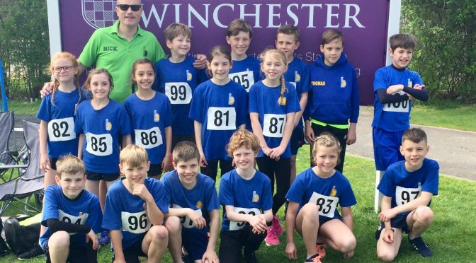 Quality Shines Through With BAC QuadKids in Wessex League Match 1 at Winchester