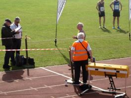 Dave Parsons in the Guernsey Easter Run 5k